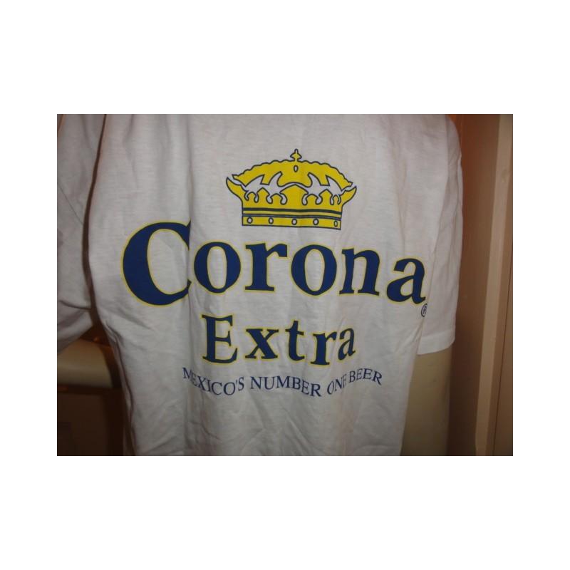 1 TEE SHIRT  CORONA  XL