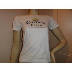 1 TEE SHIRT  CORONA  TAILLE M