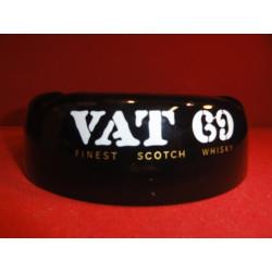 1 CENDRIER WHISKY  VAT 69