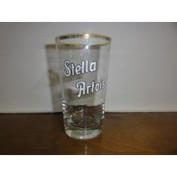 1 VERRE STELLA  ARTOIS  33CL