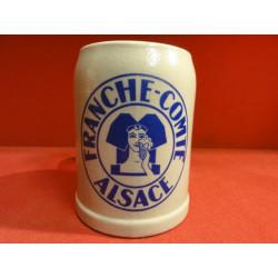 1 CHOPE  FRANCHE -COMTE ALSACE 50CL