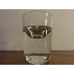 6 VERRES VODKA ABSOLUT  SHOOTER 3CL