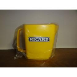 1 PICHET RICARD PLASTIQUE 1LITRE