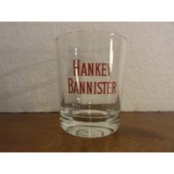 6 VERRES WHISKY  HANKEY BANNISTER