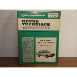 1 REVUE TECHNIQUE RENAULT 18TL/18GTL