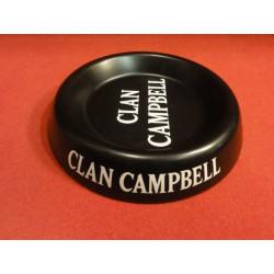 1 CENDRIER CLAN CAMPBELL EN TOLE