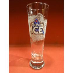 1 VERRE  LABATT ICE 25CL