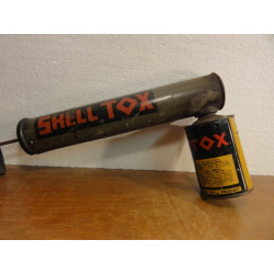 1 PULVERISATEUR  SHELL TOX