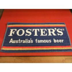 1 TAPIS DE BAR FOSTER
