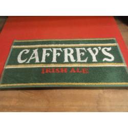 1 TAPIS DE BAR CAFFREY'S