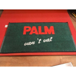 1 TAPIS DE BAR  PALM