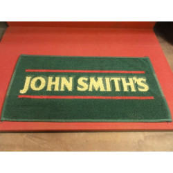 1 TAPIS DE BAR  JOHN SMITH'S