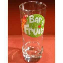 6 VERRES TROPICO  BAR A FRUIT