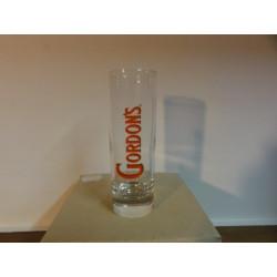 6 VERRES GORDON'S GIN