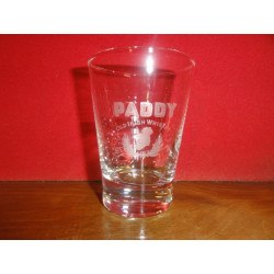 6   VERRES PADDY WHISKY