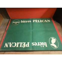 1 TAPIS DE CARTES PELFORTH 43