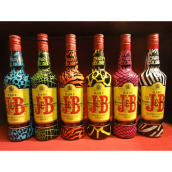 6 BOUTEILLES J&B COLLECTOR
