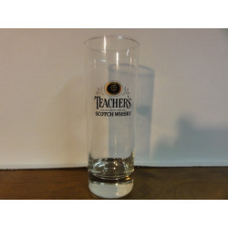 6 VERRES TEACHER'S WHISKY