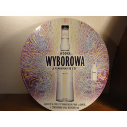 1 STIKERS  VODKA  WYBOROWA