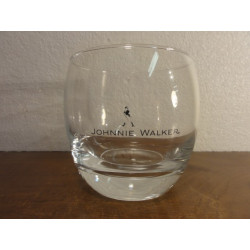 6 VERRES  WHISKY  JOHNNIE WALKER  25 CL
