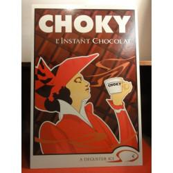 1 CARTON CHOKY 60 X 40