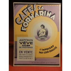 1 CARTON  CAFE LA FORNARINA