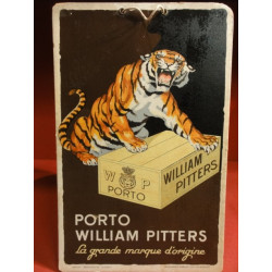 1 CARTON  PORTO  WILLIAM PITTERS