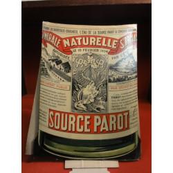 1 CARTON  SOURCE PAROT BOUTEILLE
