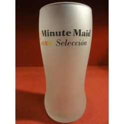 6 VERRES MINUTE MAID GIVRES  27CL