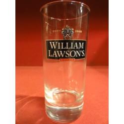 6 VERRES WHISKY  WILLIAM  LAWSON'S 22CL