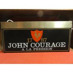 1 ENSEIGNE JOHN COURAGE