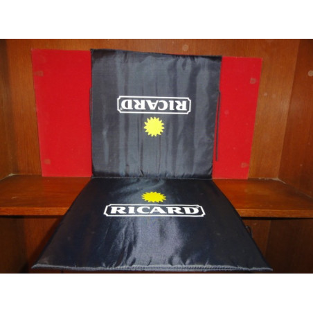 4 COUVRE CHAISE RICARD