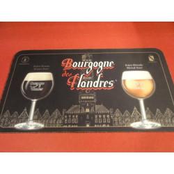 1 TAPIS DE BAR  BOURGOGNE  DES FLANDRES