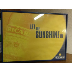 1 CADRE RICARD  LET  THE  SUNSHINE IN