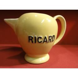 1 PICHET RICARD JAUNE ANCIEN MODELE