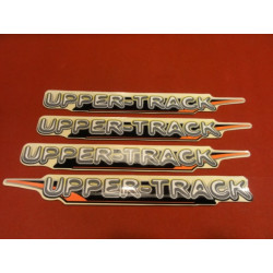 4 STIKERS UPER-TRACK  VVT CROSS