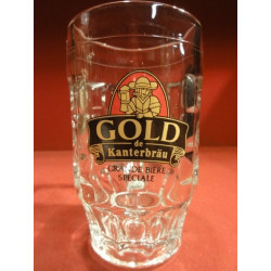 1 CHOPE KANTERBRAU  GOLD 25CL