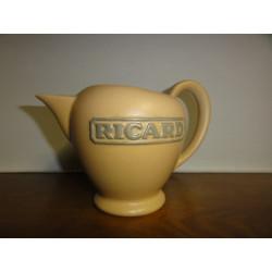 1 PICHET RICARD ROND 1/2 LITRE
