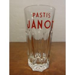 1 VERRE PASTIS  JANOT 7CL