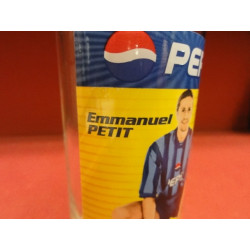 1 VERRE  PEPSI FOOT COLLECTOR