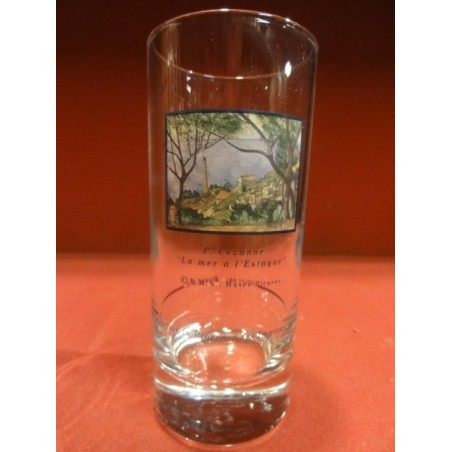1 VERRE RICARD COLLECTION LA PROVENCE