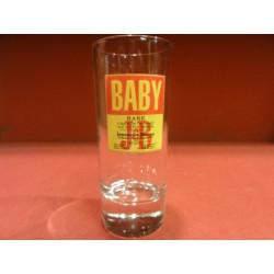 6 VERRES  BABY  J&B  13CL