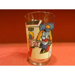 1VERRE  A MOUTARDE SPECTREMAN 1981