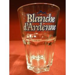 6 VERRES BLANCHE  D'ARDENNE  33CL