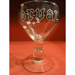 1 VERRE ORVAL 33CL '  POISSON '