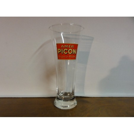 1 VERRE  AMER PICON 25CL