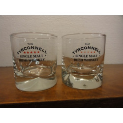 2 VERRES WHISKY THE TYRCONNELL