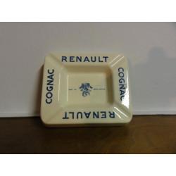 1 CENDRIER COGNAC RENAULT