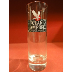 6 VERRES CLAN CAMPBELL G.M 22CL