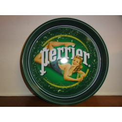 1 PLATEAU PERRIER PINUP ROUSSE